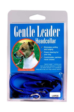 Gentle Leader Head Collar Small Blue|