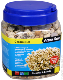 Aqua One CeramiSub Ceramic Substrate 750g|