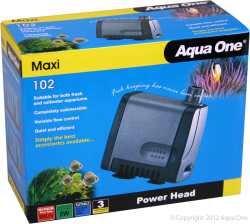 Aqua One Maxi 102 Powerhead|