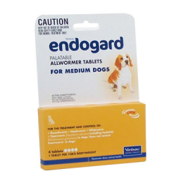 Endogard All Wormer for Medium Dogs|
