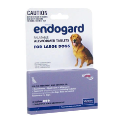 Endogard All Wormer for Large Dogs|