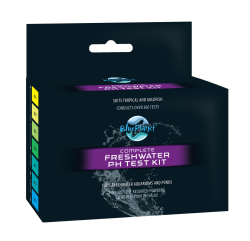 Blue Planet Complete Freshwater pH Test Kit|