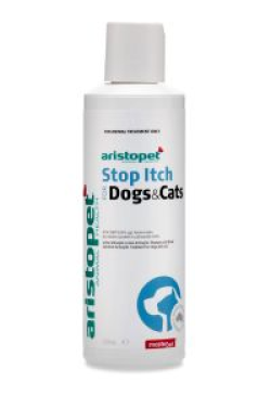 Aristopet Stop Itch for Dogs & Cats 250mL|
