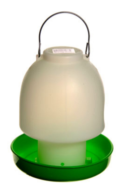 Poultry Waterer - Crown G&W Ball Type 6.5 Litre|