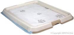 Pet One Wee Wee Training Pad Tray|