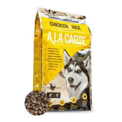 A La Carte Chicken & Rice Active Adult 18kg|