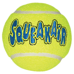 KONG Air Dog SqueakAir Ball Large 1 Pack|