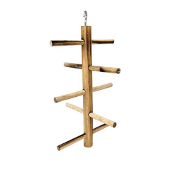Allpet Avian Care Hanging Cross Perch 30cm|