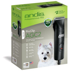 Andis AGC2 Pro Pet Clipper 2 Speed|