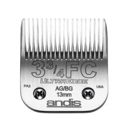 Andis Clipper Blade #3 3/4FC Leaves Hair 13mm|