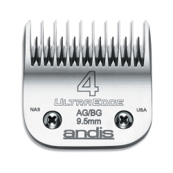 Andis Clipper Blade #4 Leaves Hair 9.5mm|