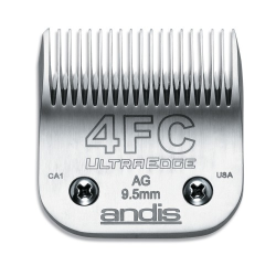 Andis Clipper Blade #4FC Leaves Hair 9.5mm|