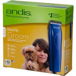 Andis Easy Clip Groom Clipper MBG2|
