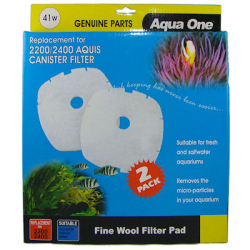 Aqua One Aquis Fine Wool Filter Pad 41w|