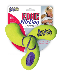 Kong AirDog Squeaker Spinner Medium|