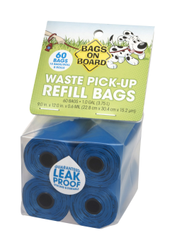 Bags on Board Refill 4 Pack|