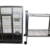 Bird Cage Medium Flight Cage with Stand BC6143|