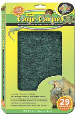Zoo Med Repti Cage Carpet|
