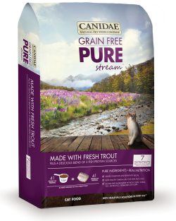 Canidae for Cats Grain Free Pure Stream 1.8kg|