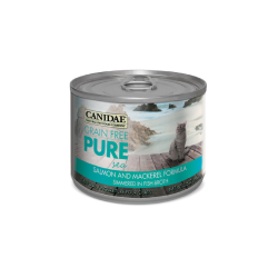 Canidae for Cats Grain Free Pure Sea Wet Can 156g x 12 (Case)|