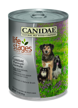 Canidae Platinum Formula Life Stages Wet Can 369g|
