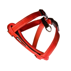 Ezy Dog Chest Plate Harness Red Extra Small|