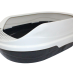Crystal Pure Cat Litter Tray with Rim Medium 52cm|