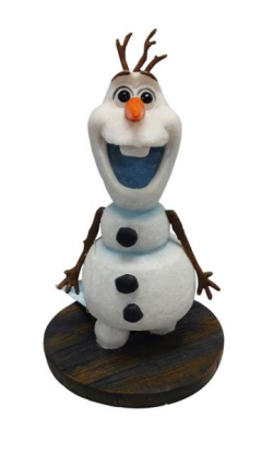 Disney Frozen Olaf Resin Ornament Mini|