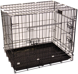 Collapsible Dog Crate Medium 30|