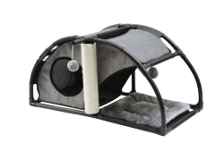 Dreamcloud Cat Bungalow Grey|