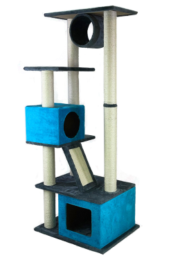 Dreamcloud Cat Scratching Post / Tree / Pole SP158BL|