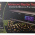 Eco Tech Advanced Reptile Thermostat Dual Control Electronic Thermostat with Timer|