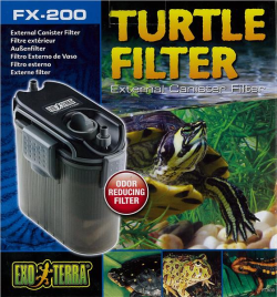 Exo Terra Turtle Canister Filter FX-200|