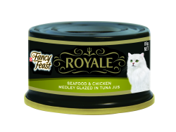 Fancy Feast Royale Seafood & Chicken Medley 85g|