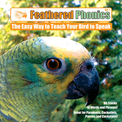 Feathered Phonics CD Vol.1: 96 Words and Phrases|
