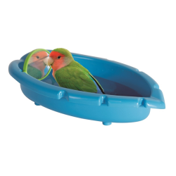 Featherland Jungle Bathtub Bird Bath|