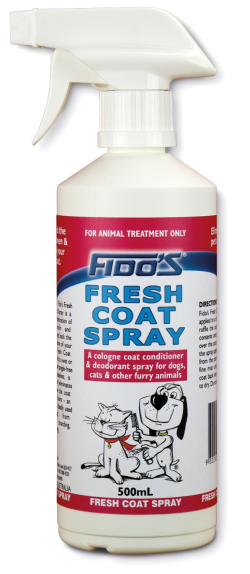 Fido's Fresh Coat Spray 500mL|