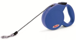 Flexi Cat Retractable Lead Blue|