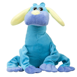 Gummi Pets Remi Blue Bungee Toy Large|