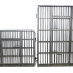 Heavy Duty Large Puppy Pen Small & Large Comparison|