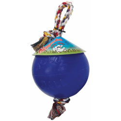Jolly Pets Romp N Roll Jolly Ball Blue 6 Quot