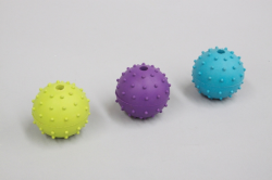 Kazoo Rubber Studded Ball Small|