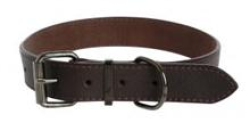 Cocovana Sewn Collar Chocolate Medium|