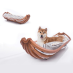Luxury Designer Dog Bed Rafael|