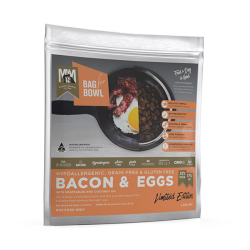 Meals For Mutts Bacon & Egg 2.5kg|