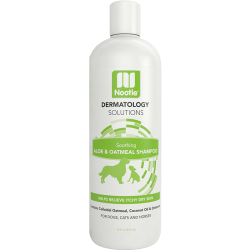Nootie Dermatology Solutions Soothing Aloe & Oatmeal Shampoo 474mL|