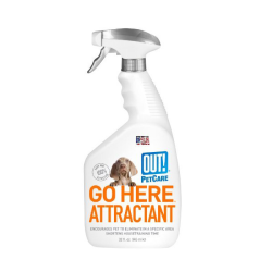 OUT! Go Here Attractant 945ml|
