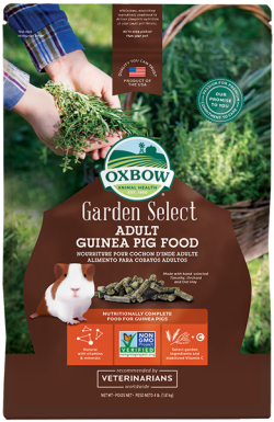 Oxbow Garden Select Adult Guinea Pig Food 1.81kg|