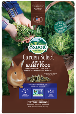 Oxbow Garden Select Adult Rabbit Food 1.81kg|