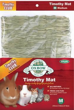 Oxbow Timothy Club Timothy Mat Large|